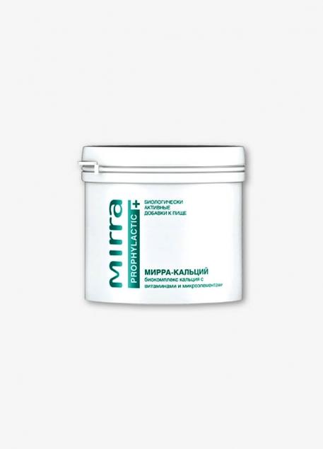 МИРРА-КАЛЬЦИЙ биокомплекс кальция с витаминами и микроэлементами купить