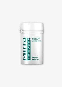 МИРРА-ФЕРРУМ биокомплекс железа с витаминами купить