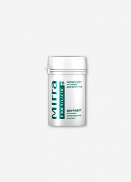 МИРРАВИТ витаминно-антиоксидантный комплекс купить